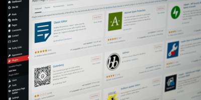 Les 5 plugins WordPress en vogue cette année