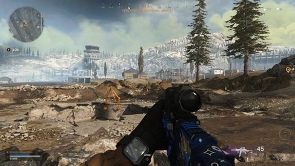 jeu Call of Duty Warzone