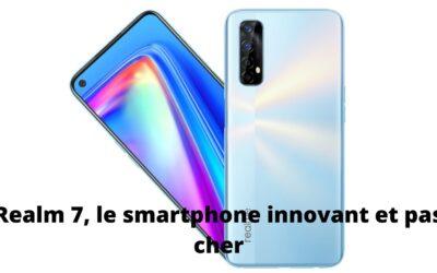 Realme 7, un smartphone complet